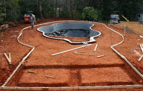 new pool construction athens,ga