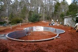 Eatonton, Georgia Swimming Pool Builders